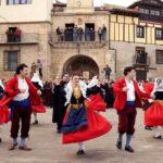 Co Trovadores de Castilla, y de Poza de la Sal... la Jota Salinera!!!